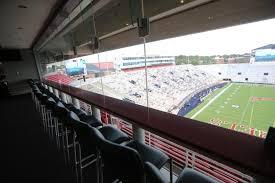 Ole Miss Football Seating Chart 2017 Football Club Seating Ole Miss Athletics Foundation