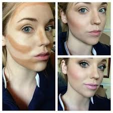 how to contour for light skin s