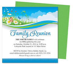 Family Reunion Flyer Templates Free Family Reunion Flyers Templates Under Fontanacountryinn Com