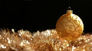 gold christmas background. Simple Background Christmas Gold Ball Spinning Above Stock Footage Video 100 Royaltyfree  8010304  Shutterstock Throughout Background C