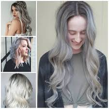 Gorgeous Silver Hair Color Ideas For 2017 Hairstyles 2018 New