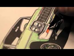 Small Picture Lowrider Coloring Book Trailer YouTube