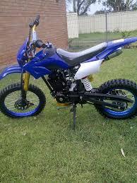 sydney atvs and dirt bikes i cranebrook db 250cc d7 13 dirt bikes