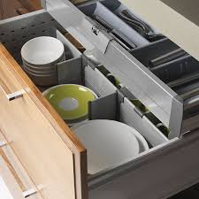 Beautiful Luxurious Awesome Kitchen Storage Drawer Cuttlery Trays