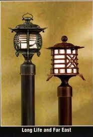 oriental outdoor lighting. asian style lighting 60s exterior hanover oriental outdoor l