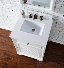 single sink traditional bathroom vanities. Wonderful Traditional Abstron 26 Inch White Finish Single Sink Traditional Bathroom Vanity Grey  Whitewash Throughout Vanities I