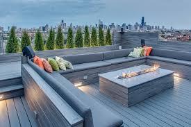 Image Summer Houzz Rooftop Deck Furniture An Ideabook By Np