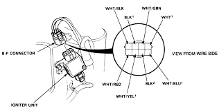 acura legend no spark or pulse to the fuel injectors 1992 Acura Legend at 1993 Acura Legend Wiring Diagram