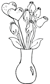 Spring Flowers Coloring Pages Flower Coloring Pages Preschool Spring