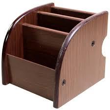 office pen holder. Buy Wooden Pen Holder Stand Office Home Drayer Table Desk Mini Portable -05 Online L