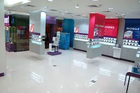 Internet Shop Interior Design Phone Shop Retail Design Retail Display Store Design