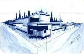 Architecture Designs Awesome On Regarding Design Blueprint Heap