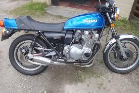 suzuki gs 750 e 1978 motorcycles