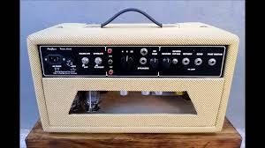 Dumble Speaker Cabinet Overdrive Reverb Amp Dumble Inspired Amp Wwwampguyca Youtube