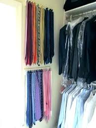 tie racks for closet wall mounted tie rack racks for closets colorful of ties necktie wall tie racks for closet
