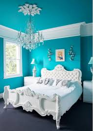 Modern Turquoise Bedroom Design Modern And Edgy Bedroom In Turquoise And White Eclectic