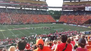 Aloha Stadium Hawaii Bowl Stadium Journey