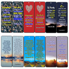 Success Bible Verses Bookmarks Kjv New8store