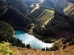 Горные хребты и пики Казахстана Тянь Шань Казахстан