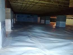 crawl space moisture barrier. Plain Barrier Crawl Space Vapor Barriers Space Vapor Barriers And Crawl  Encapsulation Systems Can Protect Your From Excessive Problem Causing  For Moisture Barrier A