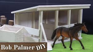 diy mini wooden horse le toy rob palmer diy