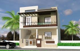 Small Picture front elevation design modern duplex front elevation design