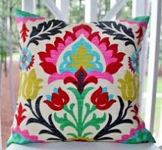 bright colored pillows. Exellent Bright Decorative Pillow Cover  Desert Flower Modern Red Pink Turquoise  Bright Color Throw 16 X Throughout Colored Pillows O
