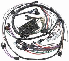 el camino dash instrument panel harness all w ss gauges by 1965 el camino dash instrument panel harness all w ss gauges by m h