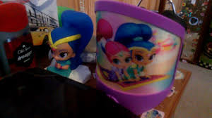 Shimmer And Shine Musical Night Light Shimmer And Shine Night Lights Youtube