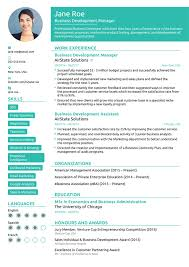 The Muse Resume Templates Best Resume Template 100 Primer The Muse Nardellidesign The Best 30