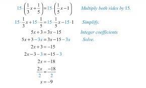 solving equations worksheet kuta