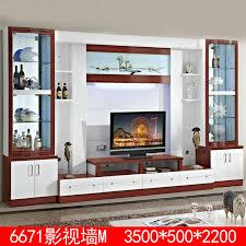Processing Combination Living Room Minimalist Living Room TV Lcd Tv Cabinet Living Room