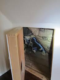 Decorating crawl space door images : Attic Crawl Space Door Insulation • Attic Ideas
