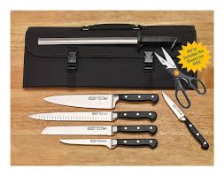 Amazoncom Chef Made Easy Ceramic Knife Set 9 Piece  Kitchen Case Kitchen Knives