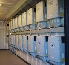 50 kw pv wiring diagram images single phase sma 7 kw inverters are stacked at this site for a 140 kw