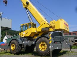 50 Ton Grove Rough Terrain Crane Bare Rental