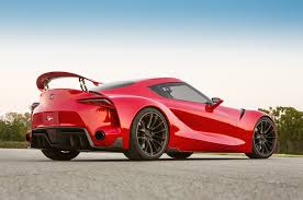 toyota supra 2014 ft1.  2014 Toyota FT1 And Supra 2014 Ft1 U