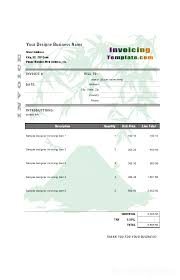 Bill Template Designer Invoice Templates In Excel 20 Results Found