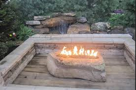 back to fire pit glass rocks now you can make flames without woods