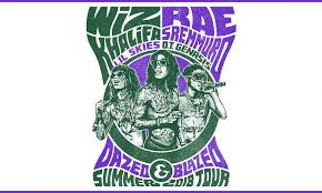 Wiz Khalifa Rae Sremmurd Announce 'Dazed Blazed Summer Tour Extraordinary Mer Khalifa Salk