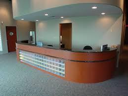 Biel Dental Cabinet Solutions Reception Counters