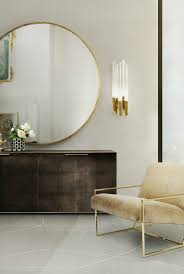 10 magical wall mirrors to boost any living room interior design living room design