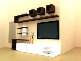 wall tv stand simple design modern units with fireplace mounted unit designs india contemporary t v kids