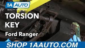 torsion key removal. torsion key removal i