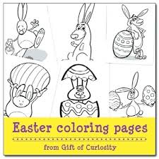 Free Easter Coloring Pages Printable Rhhninfo
