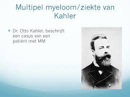 Ziekte van Kahler behandeling: wat te doen bij deze ziekte