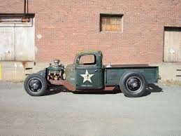 rat rod truck high gear hauler