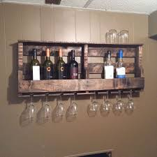 how to make a pallet wine rack, diy, pallet, wall decor, woodworking