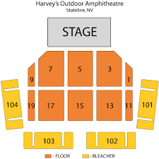 Harveys Outdoor Concert Seating Chart Harveys Outdoor Seating Chart Related Keywords