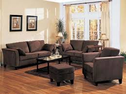 living rooms with brown furniture. Interior, Remodell Your Home Design Studio With Improve Awesome Brown Sofa Glamorous Furniture Living Room Rooms L